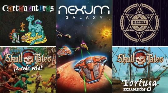 NEXUM y juegos de Eclipse